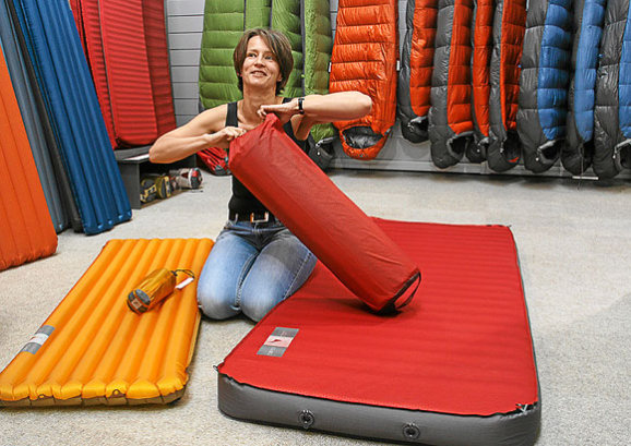 Exped Megamat 10 Xlw Insulated Sleeping Mat